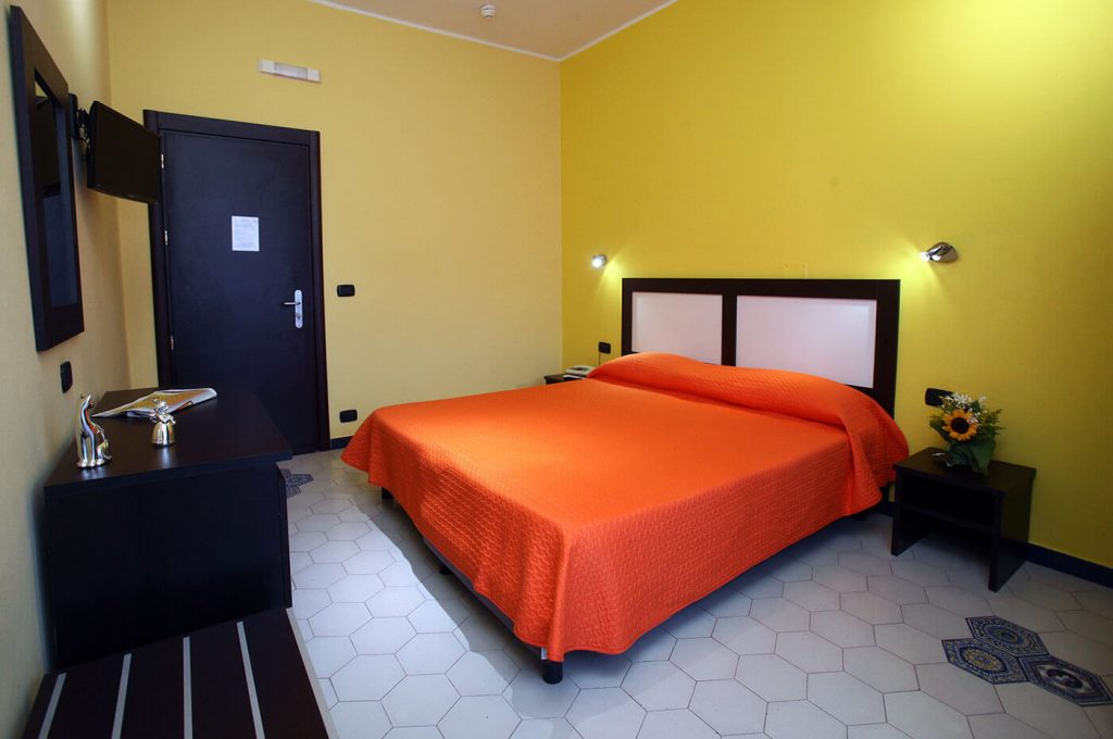 Camera Deal Standard dell'Hotel in centro a Pompei
