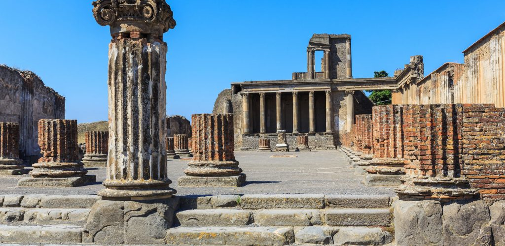 Hotel a Pompei: hotel con vista sugli scavi archeologici