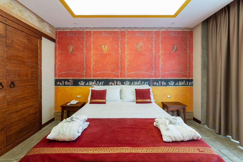 Scorcio laterale suite Amorini dell'Hotel del Sole