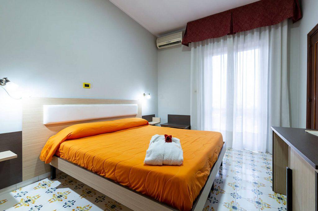 Matrimoniale economy dell'Hotel del Sole a Pompei