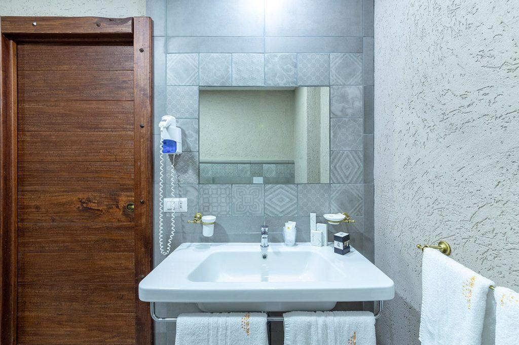 Bagno suite Venere Hotel del Sole Pompei