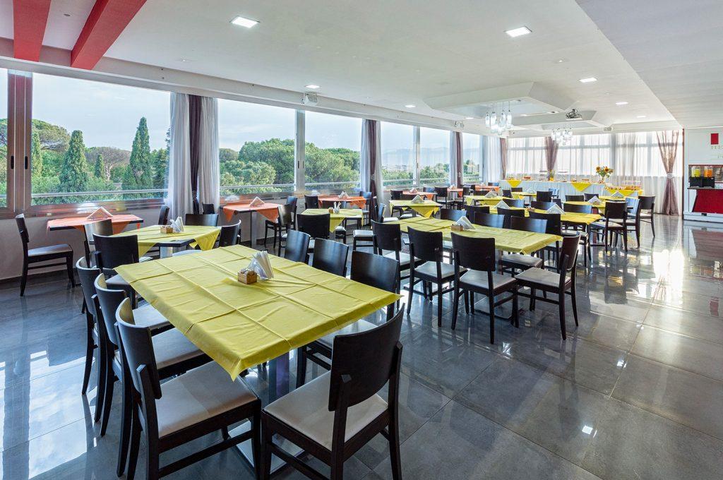Cafè Hermes dell'Hotel del Sole a Pompei
