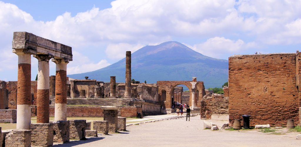 Scavi archeologici di Pompei: vicinissimi all'Hotel del Sole