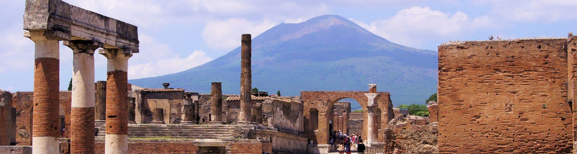 Scavi archeologici di Pompei: vicinissimi all'Hotel del Sole