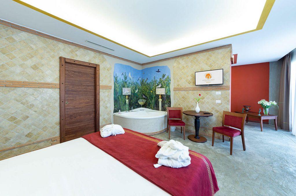 Idromassaggio Suite Venere Hotel Pompei