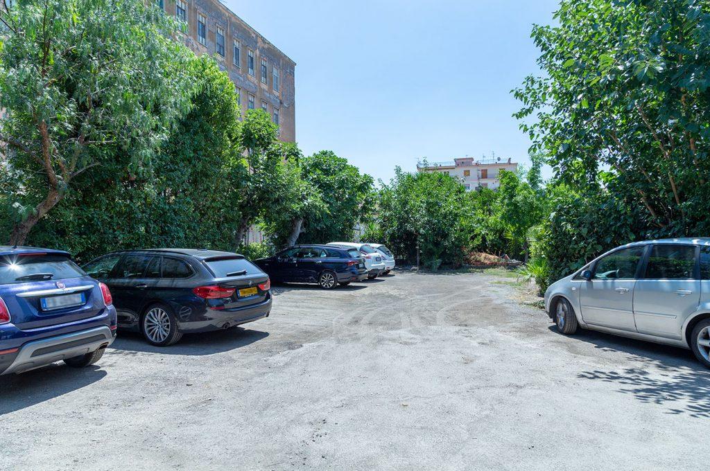 Parcheggio dell'Hotel gratuito a Pompei