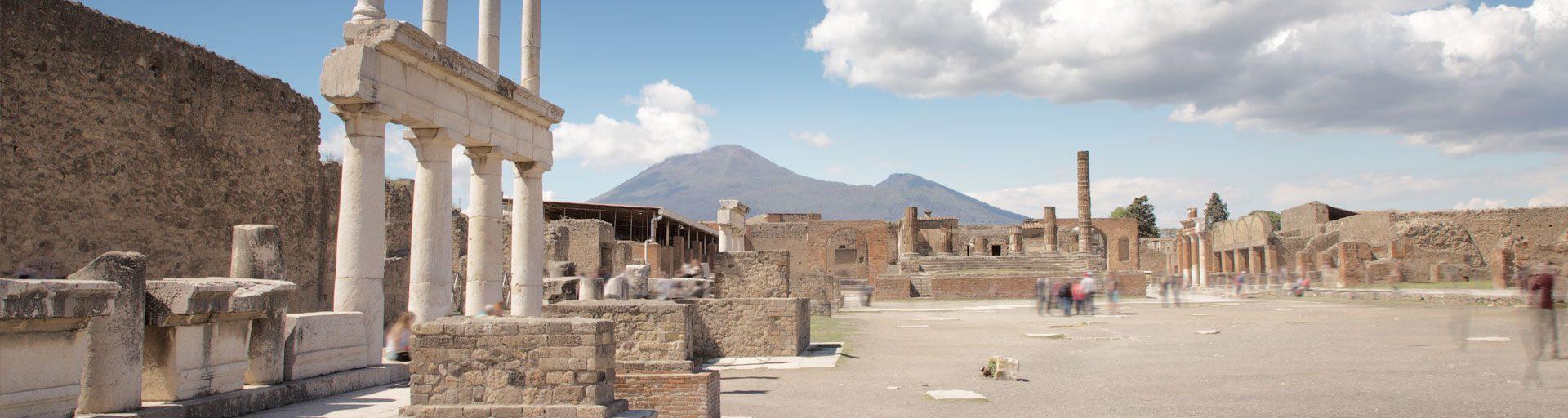 Convenzioni a Pompei